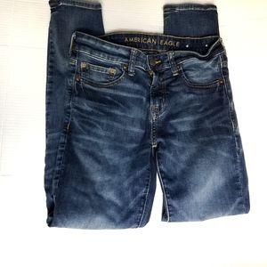 American Eagle Next Level Flex Skinny Jeans
